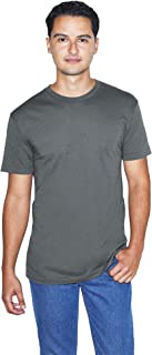 product image for American Apparel Unisex 50/50 Crewneck Short Sleeve T-Shirt - USA Collection