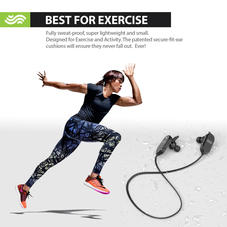Amazon.com: audiopure Auriculares de Bluetooth: Wireless ...