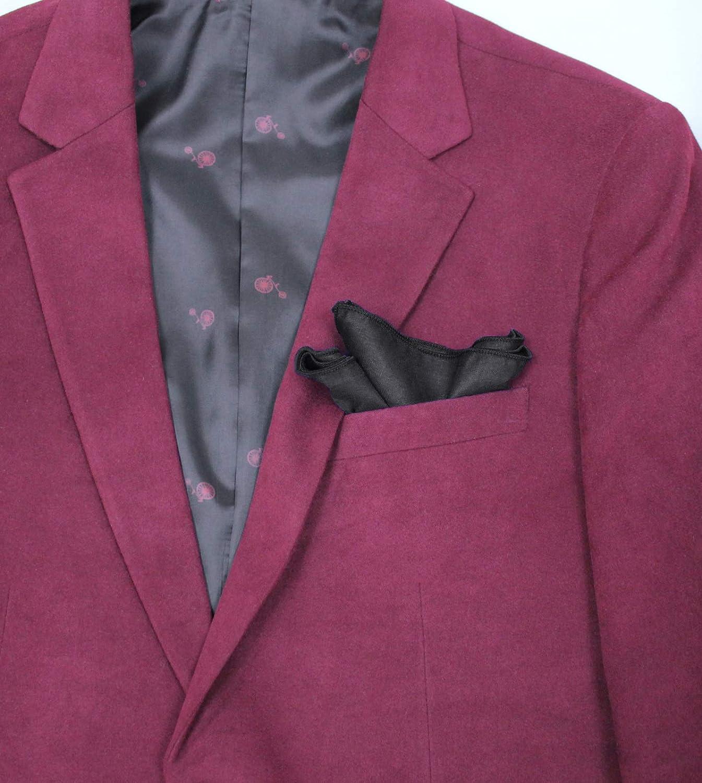 Pochette fazzoletto da taschino uomo sartoriale elegante cerimonia