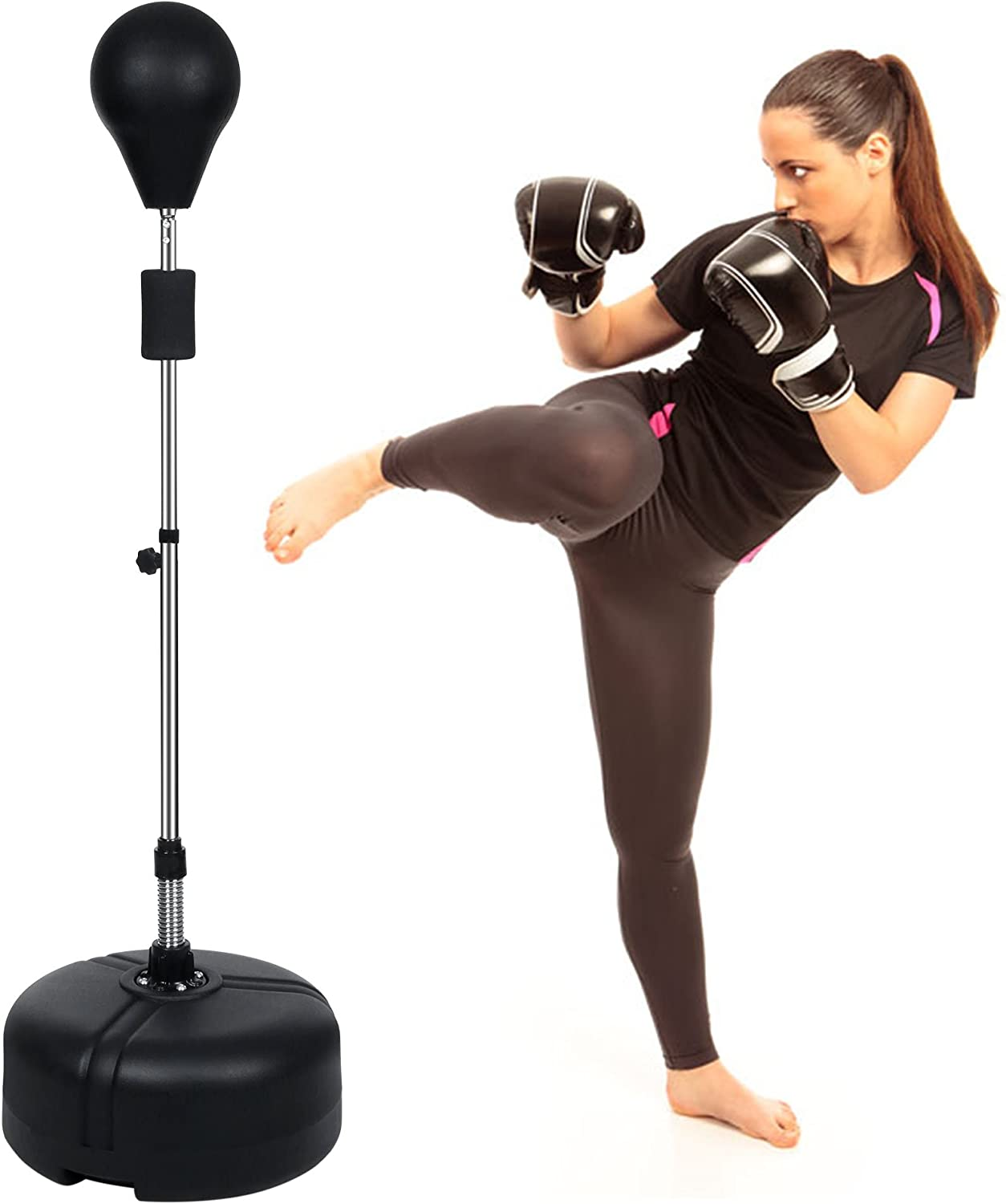 Stress Relief Boxing Punch Pear Speed Ball Relaxed Boxing Punching Ball Set MQ