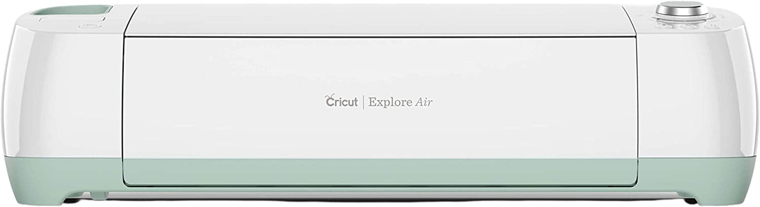 Cricut Explore Air (Previous Model) - Mint + Bonus Digital Inclusion