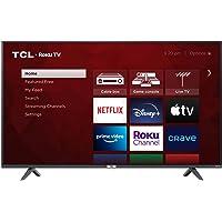 "TCL 55"" Class 4-Series 4K UHD HDR Smart Roku TV - 55S435-CA"