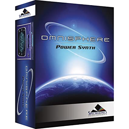 Spectrasonics Omnisphere Power Synth Virtual Instrument: Amazon in