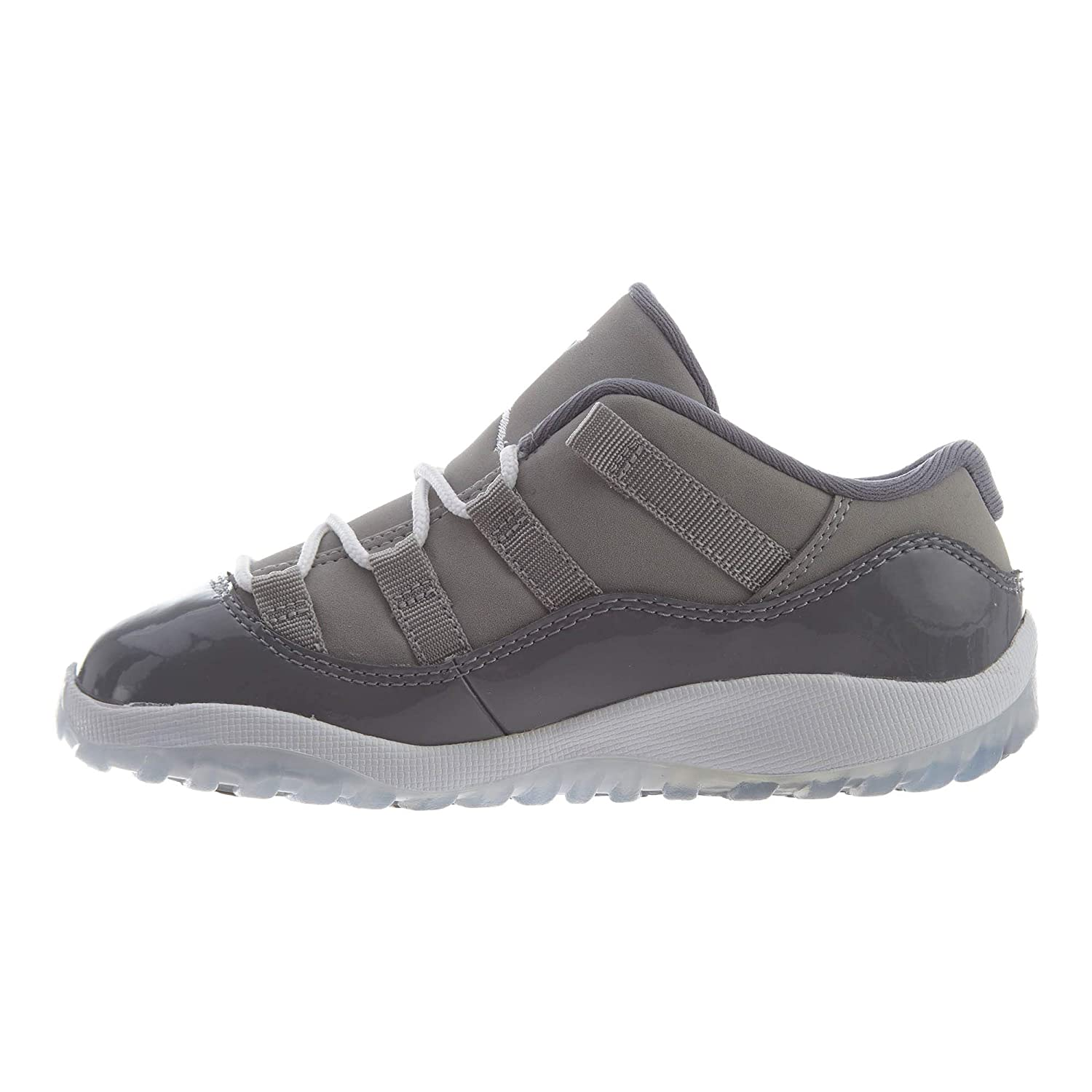 save off ee069 af762 Amazon.com | Nike Kid's Jordan 11 Retro Low Medium Grey ...