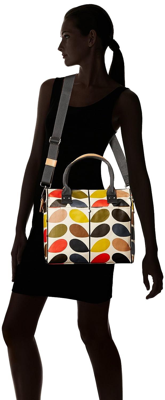 Orla Kiely Multi Stem Zip Messenger Shoulder Bag 7eff4209da42a