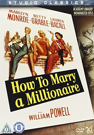 how to marry a millionaire similar movies
