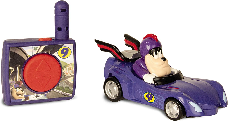 IMC Toys–183223mm2–Coche teledirigido Pete (Mickey y Gli amici del Rally) , color/modelo surtido