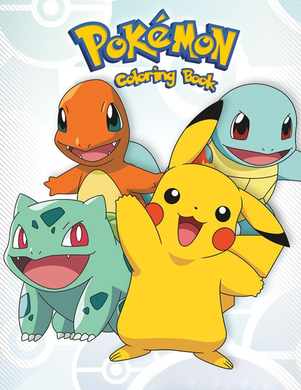 Pokemon: Coloring Book for Kids and Adults, Activity Book, Great Starter  Book for Children (Coloring Book for Adults Relaxation and for Kids Ages 4- 12) ...