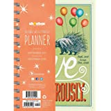2018 Live Dangerously Weekly Planner