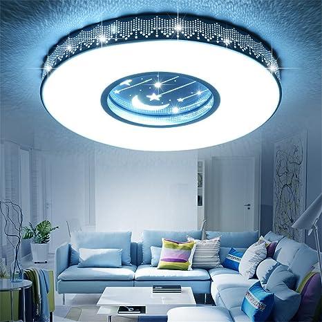 DengWu Lámpara de techo La habitación de los niños luz de ...