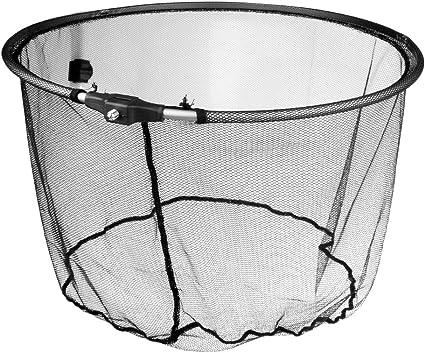 MagiDeal Epuisettes de P/êche Filet Pliable D/ébarquement Landing Net de Carpe Truite Poisson Attirail
