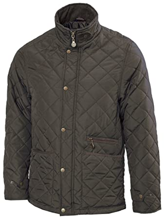 Vedoneire Mens Green Quilted Gilet, Green, 3XL