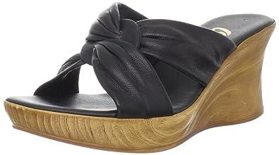2b2c3025fa55 Onex Women s Puffy Wedge Sandal