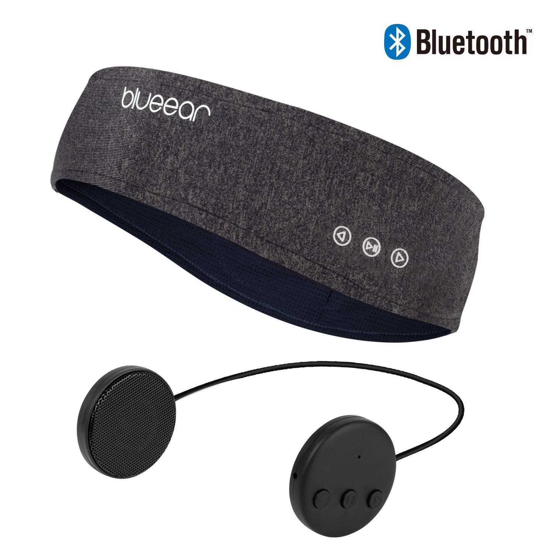 Bluetooth Headband Headphones blueear Wireless Sleepphone Sports Sweatband Hairband