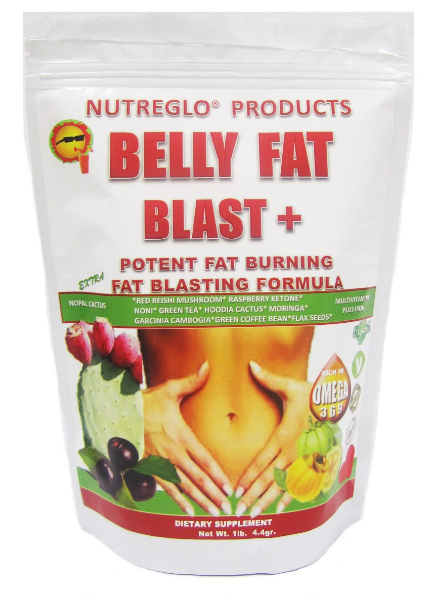 Belly Fat Blast 1lb NEW by Nutreglo