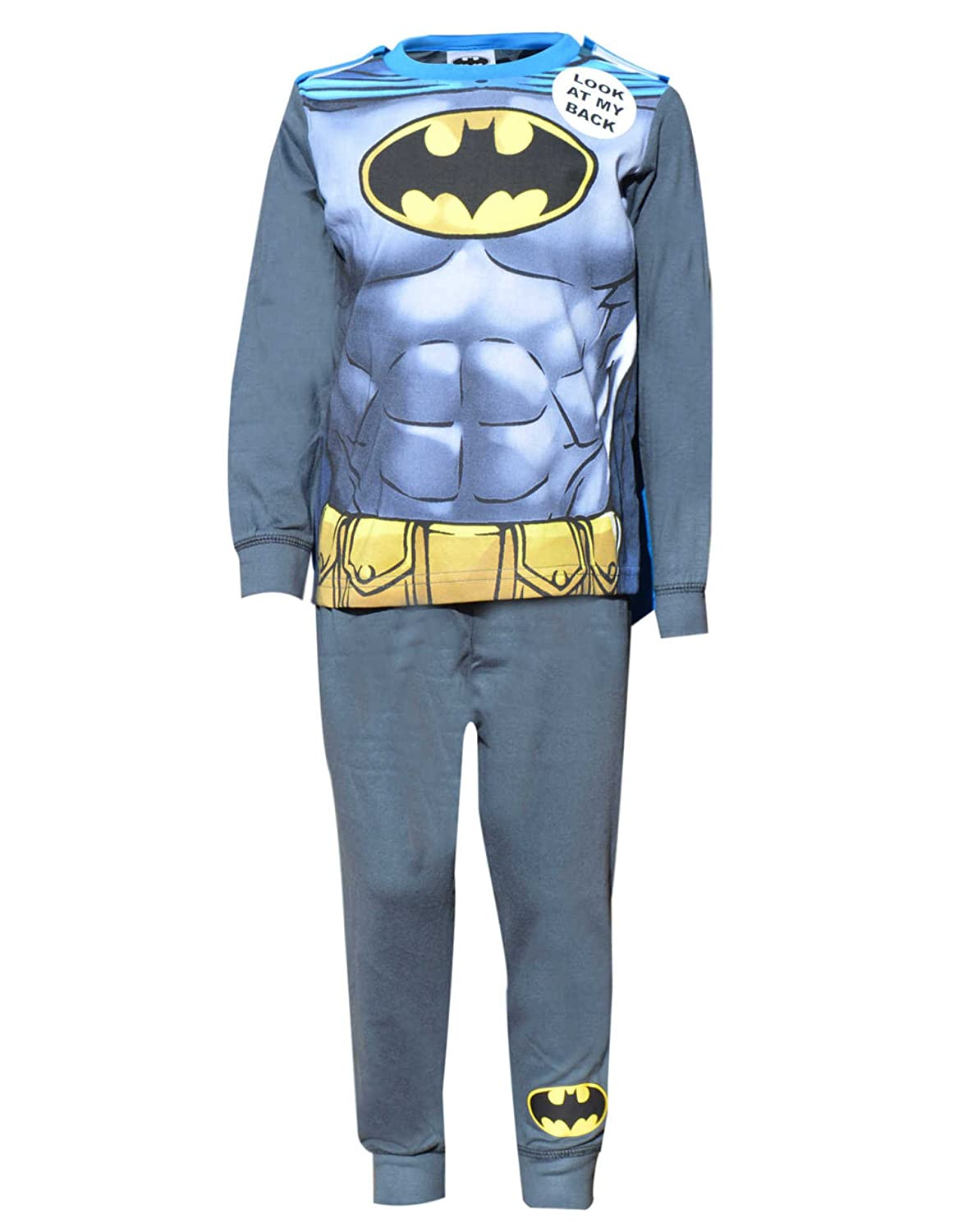 Batman Boys Novelty Pajama with Cape