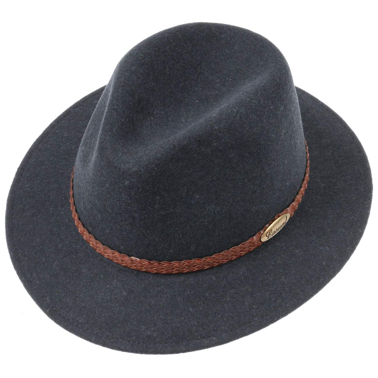 Lierys Casual Light Traveller Wool Felt Hat Men Made in Italy