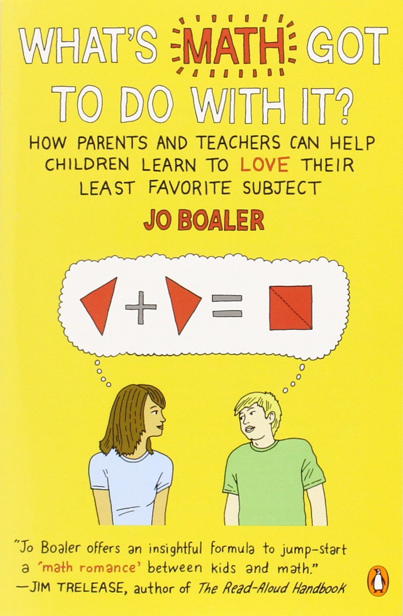 Amazon.com: What\'s Math Got to Do with It?: How Parents and Teachers ...