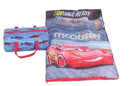 Disney Cars saco de dormir bolsa de gimnasia y dormir Set