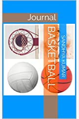 Basketball: Journal (Journal-Sports Book 3) Kindle Edition