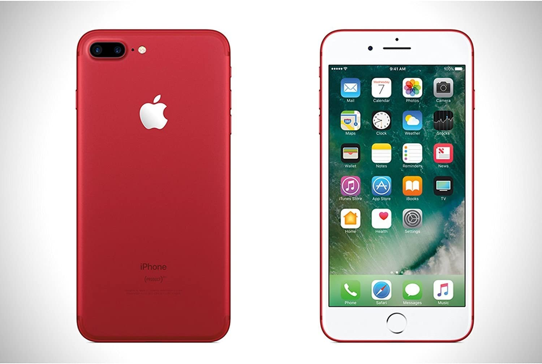 Amazon Com Apple Iphone 7 Plus 256gb Red For Gsm Renewed