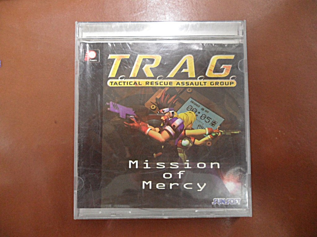 T.R.A.G.: Playstation 1