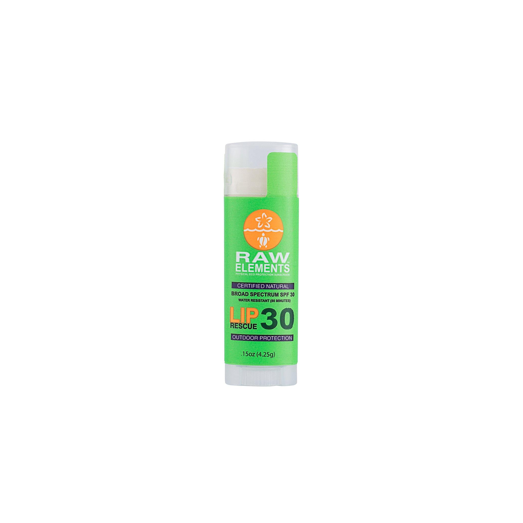 Raw Elements Lip SPF 30+