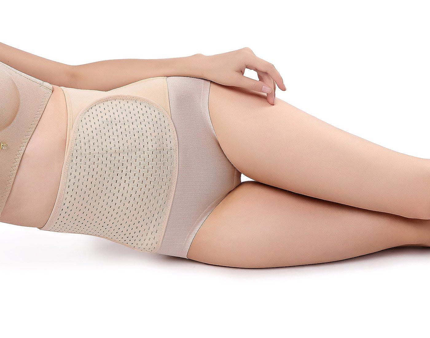 AIVTALK Women Postnatal Recoery Belt Sports Waist Training Cincher Underbust Corset Body Shapper For Weight Loss Fat Burner GirDle Belt