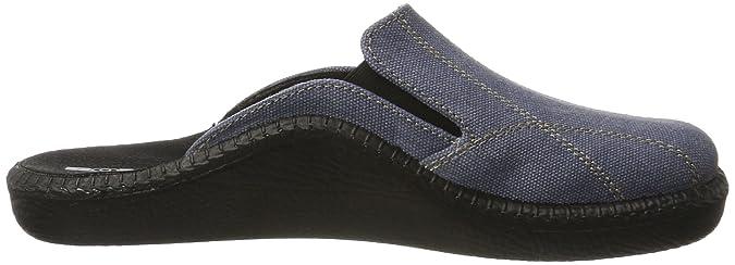 7b99bd1c Romika Mokasso 296, Pantuflas para Hombre: Amazon.es: Zapatos y complementos