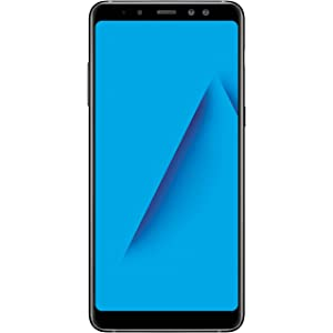 Samsung Galaxy A8+ (Black, 6GB RAM, 64GB Storage)