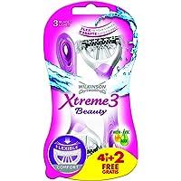 Wilkinson Einwegrasierer Xtreme 3 Beauty - Maquinillas