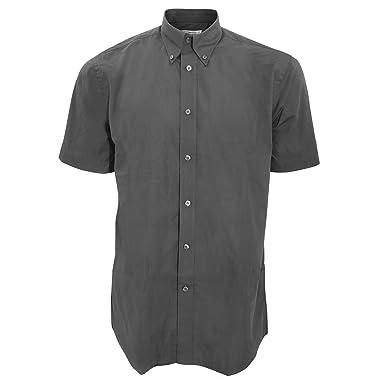 Kustom Kit Men/'s Workforce Short Sleeve Shirt