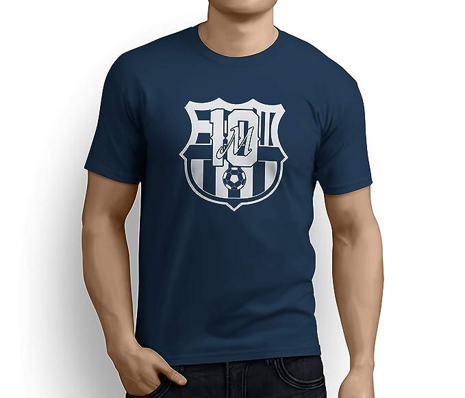 Amazon.com: Camiseta de fútbol del FC Barcelona Lionel Messi ...