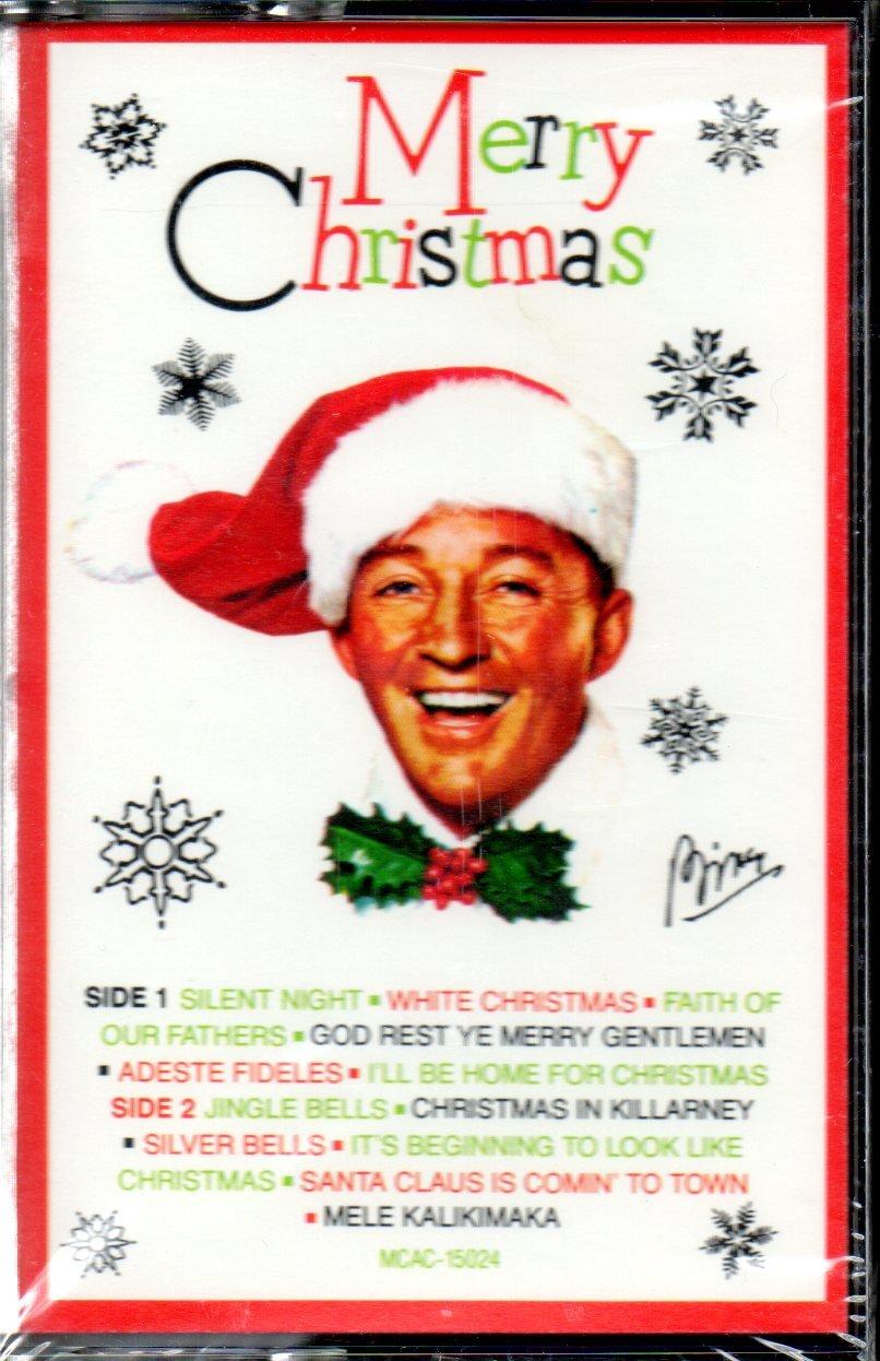 Merry Christmas (Audio Cassette): Bing Crosby: Amazon.ca: Music