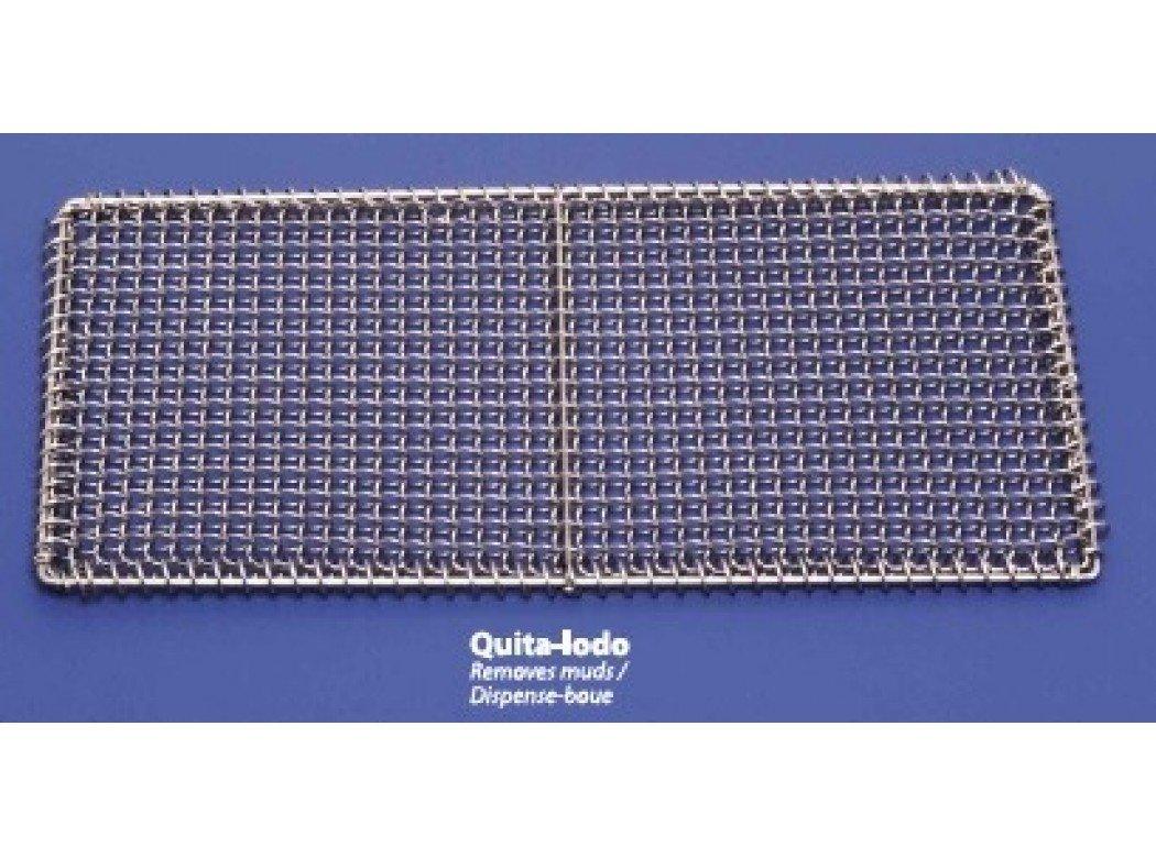 Transformados Metalé Gicos. Sl 72003 - Felpudo dec. 70x35cm rect quitalodos met. wamja Transformados MetaléGicos. Sl