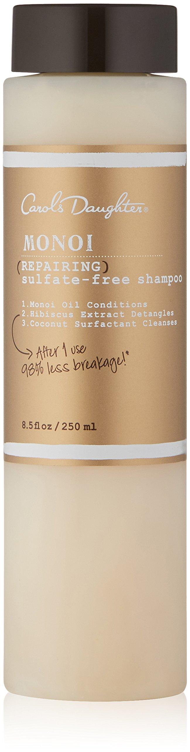 Carol's Daughter Monoi Sulfate-free Shampoo, 8.5 oz