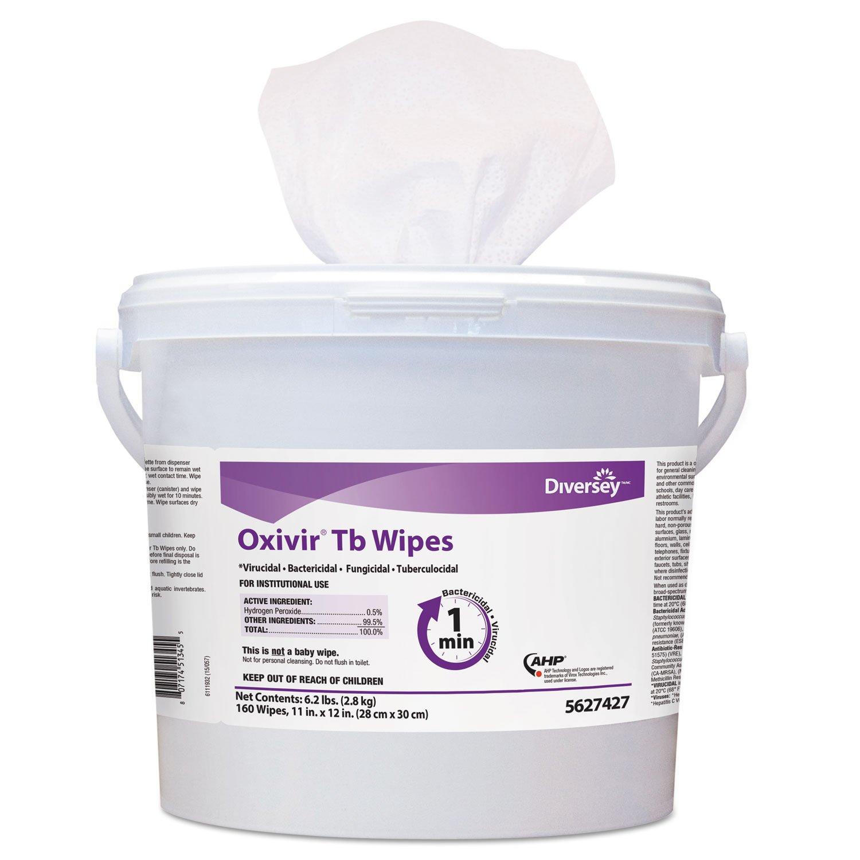 DVO5627427 - Oxivir TB Disinfectant Wipes
