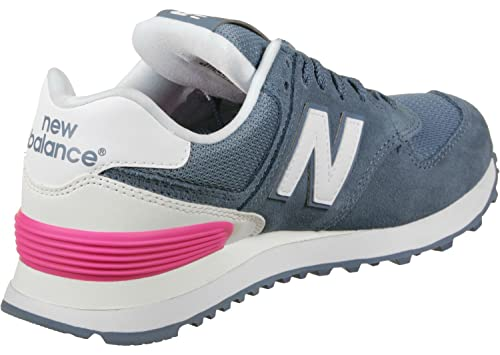 New Balance Damen 574 Suede Sneakers