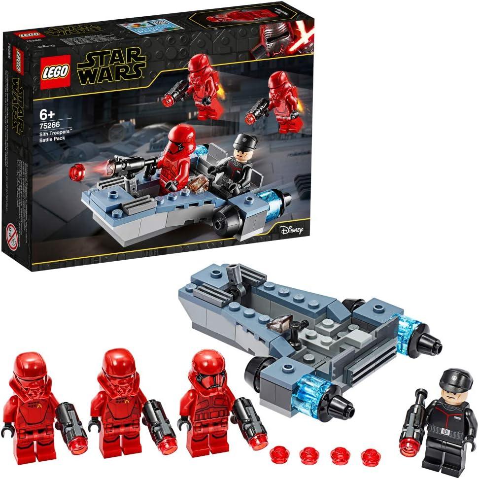レゴ(LEGO) スター・ウォーズ シス・トルーパー(TM) バトルパック 75266