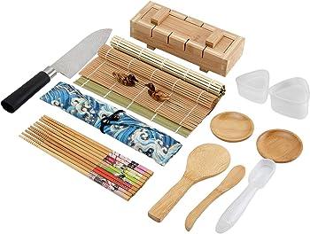 COLOVIS 19 Pieces Sushi Making Kit