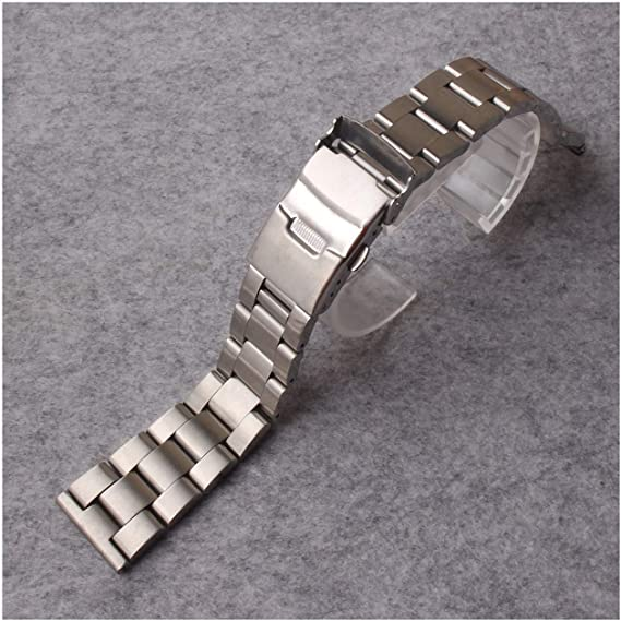 Watchbands Stainless Steel Watch Band 20mm 22mm 24mm Solid
