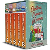 A CAMPER AND CRIMINALS COZY MYSTERY Books 4-8: A CAMPER AND CRIMINALS COZY MYSTERY SERIES (A Camper & Criminals Cozy Mystery