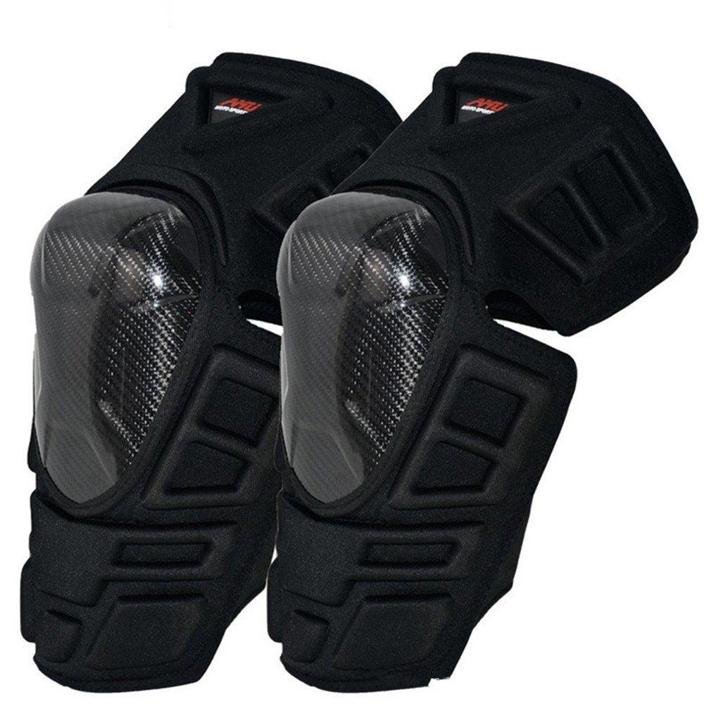 [定休日以外毎日出荷中] プロテクター B07QYM6XV9オートバイの膝パッド大人の通気性の調節可能なアラミド繊維モトクロスマウンテンバイクサイクリングスケートボード プロテクター B07QYM6XV9, フィッシングみちばた:52d9a806 --- a0267596.xsph.ru