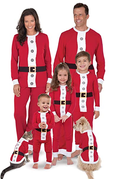 Matching Family Christmas Pajamas.Pajamagram Matching Christmas Pajamas For Family Family Christmas Pajamas Red