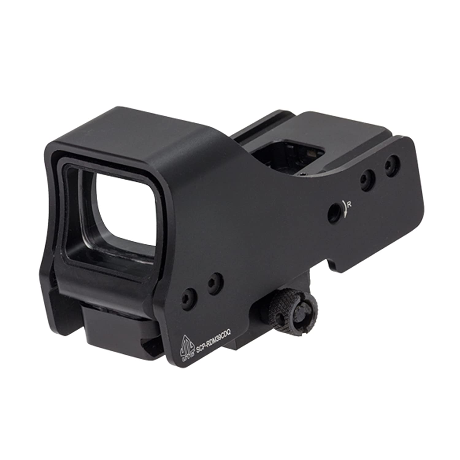 UTG Reflex Sight 3.9 Red/Green Circle Dot Reflex Sight with Mount Leapers Inc. SCP-RDM39CDQ