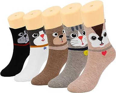 40 Colors Mens Ladies Christmas Socks Novelty Kids Stocking Filler Xmas Gift UK