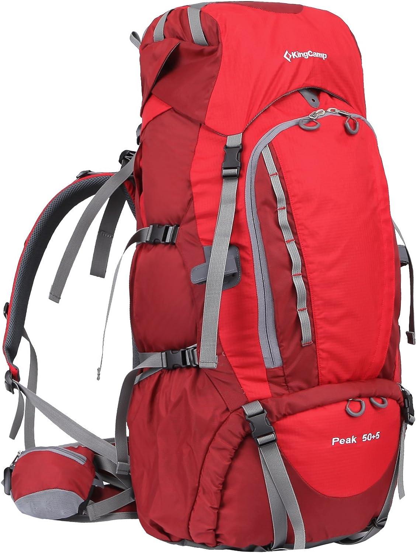 KingCamp Camping Backpacks Internal-Frame Backpack
