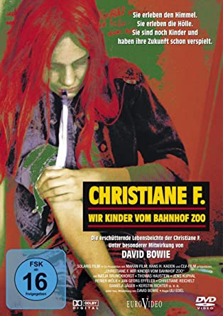 Christiane F Wir Kinder Vom Bahnhof Zoo Alemania Dvd Amazon Es