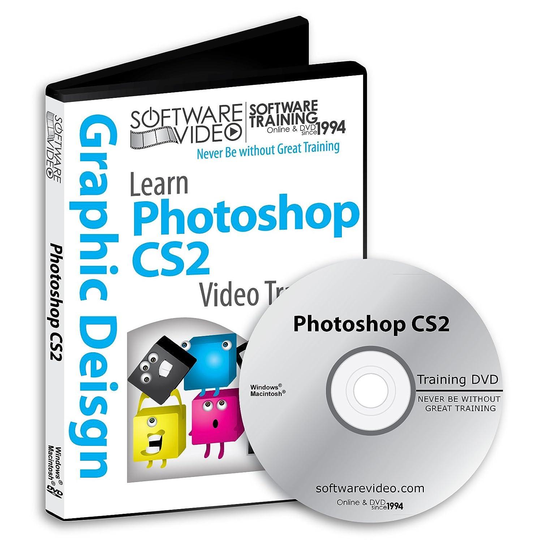 Amazon com: Software Video Learn Adobe Photoshop CS2