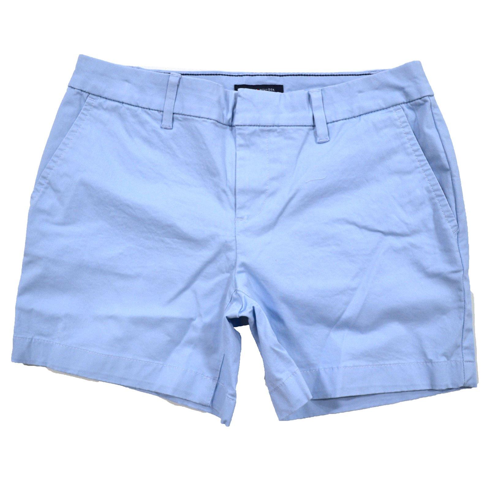 Tommy Hilfiger Womens Hollywood Shorts (14, Blue)